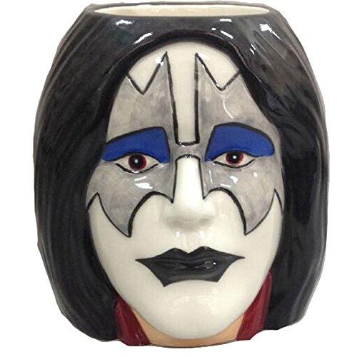 Kiss Ace Frehley Molded Mug