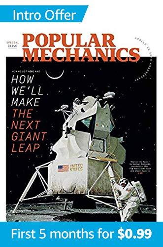 Popular Mechanics (Best Computer Tech Magazines)