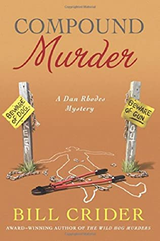 book cover of Compound Murder