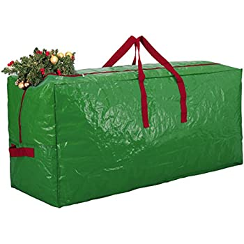 Amazon.com: Zober Christmas Tree Bag - Artificial Christmas Tree ...