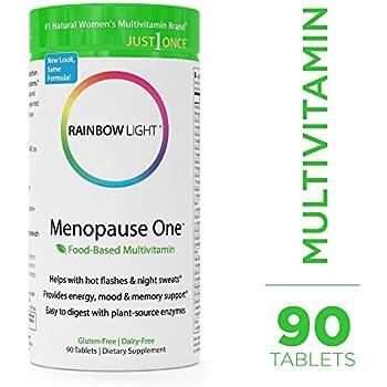 Amazon Com Rainbow Light Menopause One Food Based