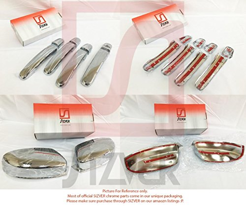 Buy chevy equinox chrome accessories