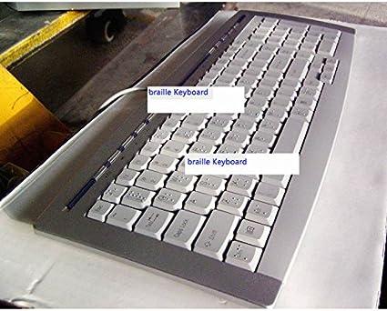 Jlc braille teclado 96 clave teclado con cable para PC ...