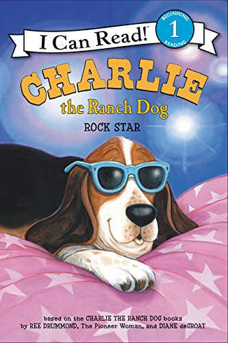 Charlie the Ranch Dog: Rock Star (I Can Read Level 1) PDF