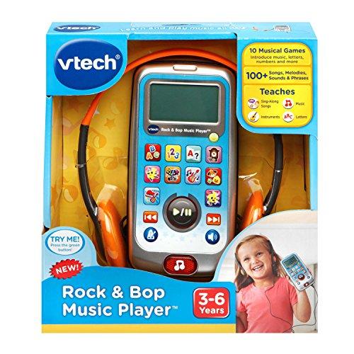 VTech Rock and Bop Music Player, Blue