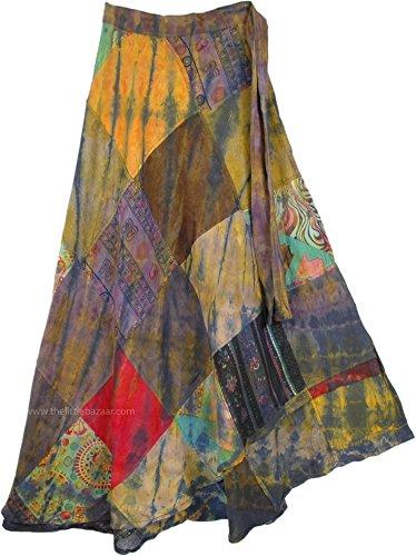 Patchwork Skirt - 6