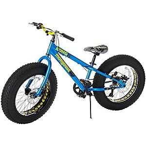 "Mongoose Kong Boy's Fat Tire Bike, 20"""