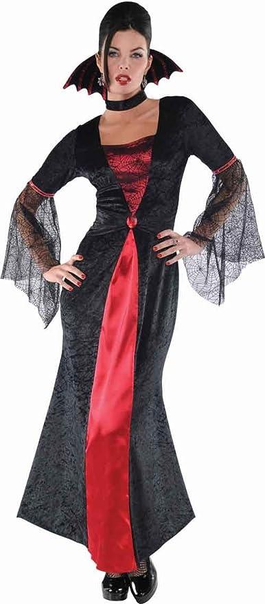 Christy`s 996220 - Disfraz de vampiresa condesa para mujer (adulto ...