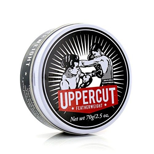Uppercut Deluxe Featherweight Pomade 2.5oz | Medium Hold wit