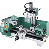 Metal Lathe - Grizzly G0516 Combo Lathe with Milling Attachment
