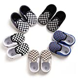 Meckior Infant Baby Girls Boys Canvas Shoes Soft