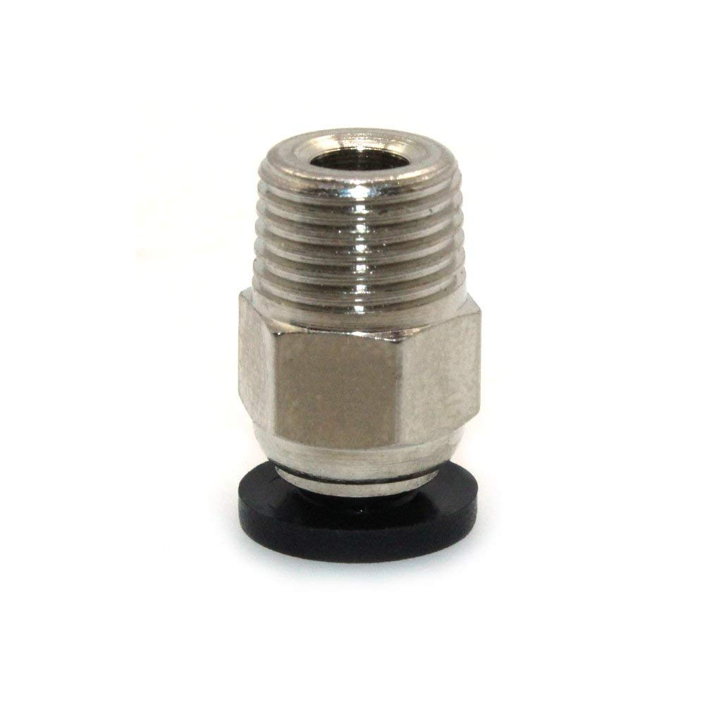 3Dman PC4-M10 Conector de montaje r/ápido para extrusor de Bowden 3D-V6 de larga distancia 20 unidades