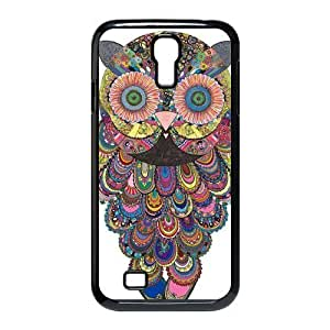 Vintage Owl Samsung Galaxy S4 Hard Plastic Back Cover Case