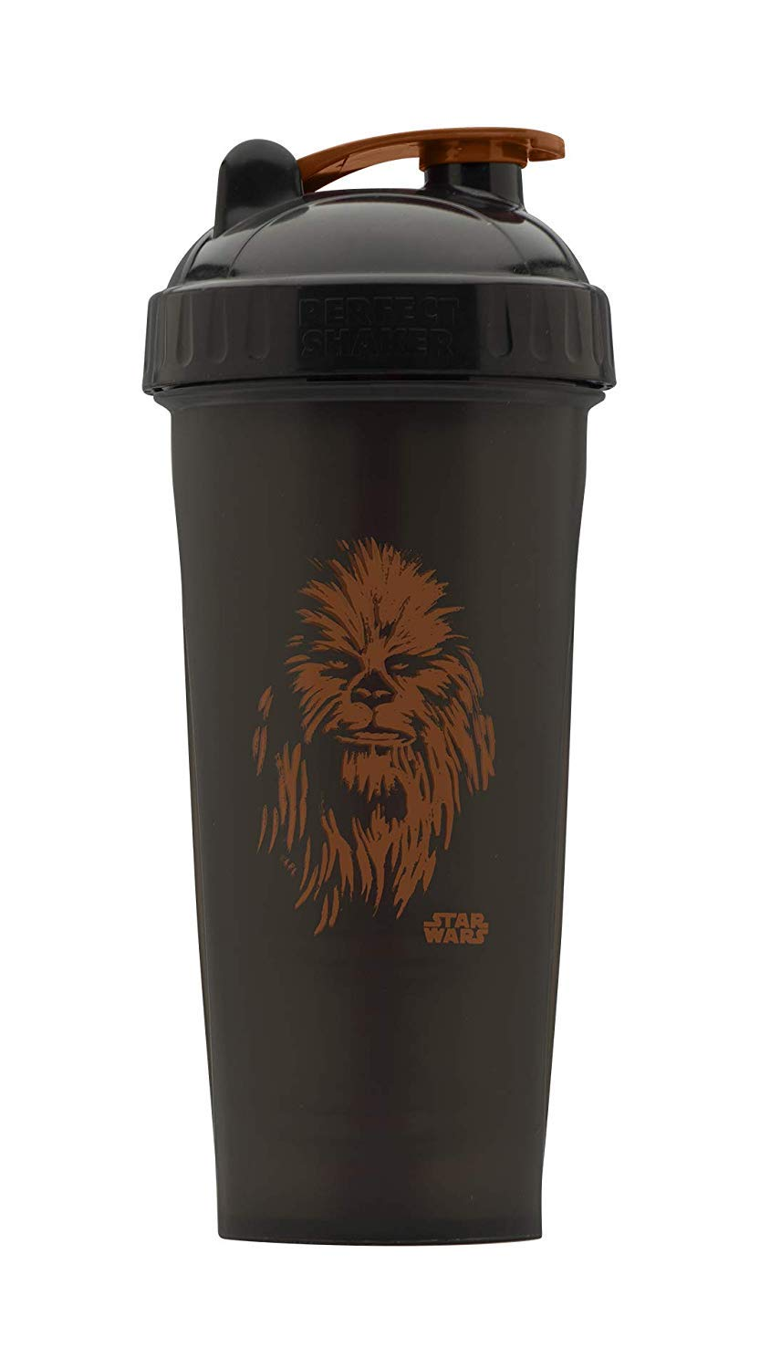 Performa Shaker - Star Wars Original Series Collection, Best Leak Free Bottle with Actionrod Mixing Technology for Your Sports & Fitness Needs! Dishwasher and Shatter Proof