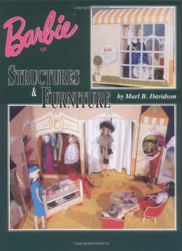 Barbie Doll Structures & Furniture