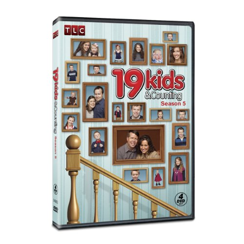 19 Kids & Counting Season 5 by Discovery Communications