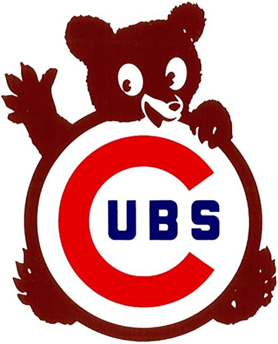 OLD STYLE chicago cubs static CLING STICKER decal craft beer brewery brewing