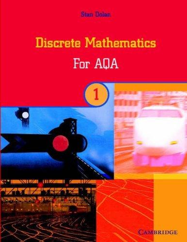 Discrete Mathematics 1 for AQA