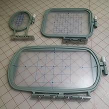 brother embroidery hoop frame 3 hoops set for brother SE2700 SE-400 950D LB6800