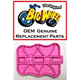 One Pink PEDAL for The Original Big Wheel Spin-Out Racer/ Mighty Wheels, Original Replacement Part