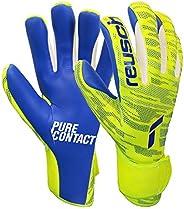 Reusch Pure Contact Silver Goalkeeper Gloves Size