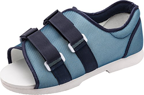 Ossur Mesh Top Post-Op Shoe - Breathable Mesh for All Day Comfort (Women's Large) ()