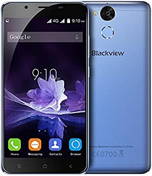 Blackview P2-5,5 Pulgadas Android 6.0 4G Smartphone 4 GB RAM 64 GB ...