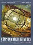 img - for Communication Networks by Alberto Leon-Garcia (2003-07-16) book / textbook / text book