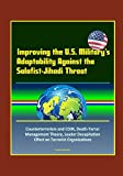 Improving the U.S. Military's Adaptability Against the Salafist-Jihadi Threat - Counterterrorism and COIN, Death-Terror Management Theory, Leader Decapitation Effect on Terrorist Organizations