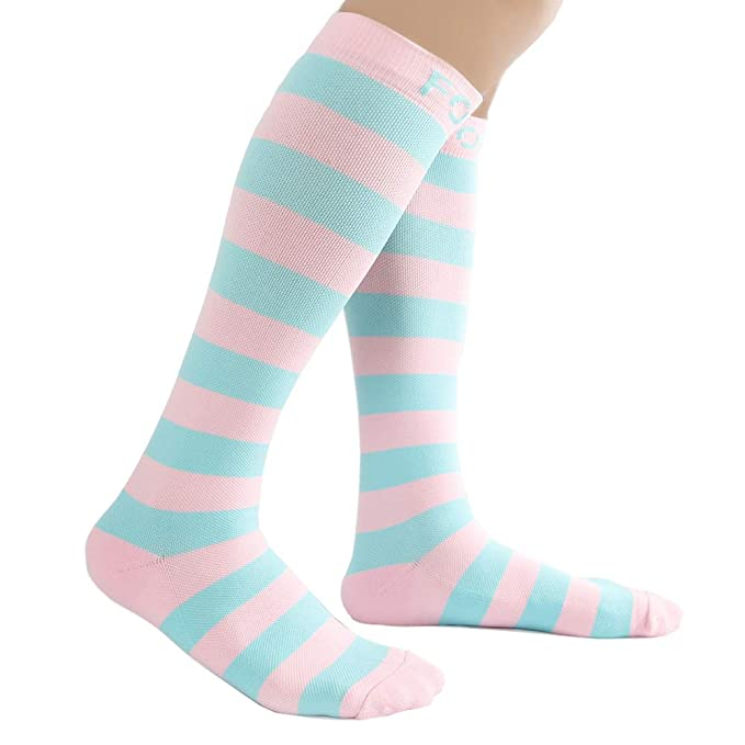 Amazon.com: Compression Socks Women Athletic Socks 20-30 ...