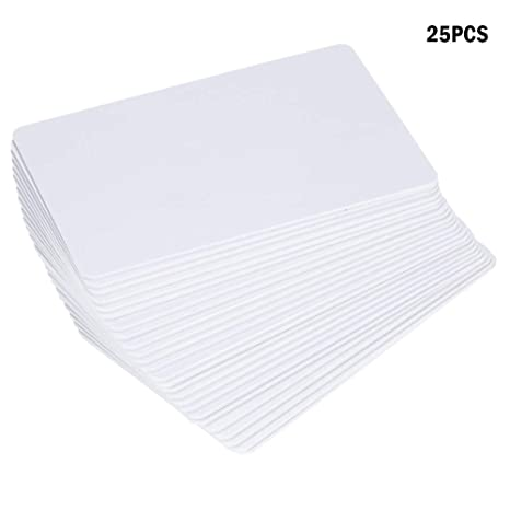 Decdeal 25pcs 125KHz RFID Tarjeta,Regrabable Escribible ...