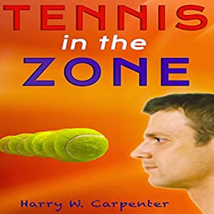 Tennis in the Zone Audiobook