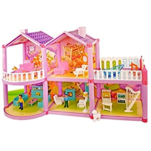 toyshine diy doll house creative...
