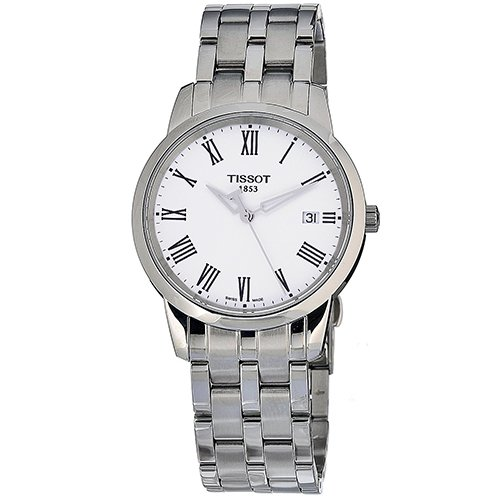 Tissot Men's Quartz Stainless Steel Casual Watch, Color:S...