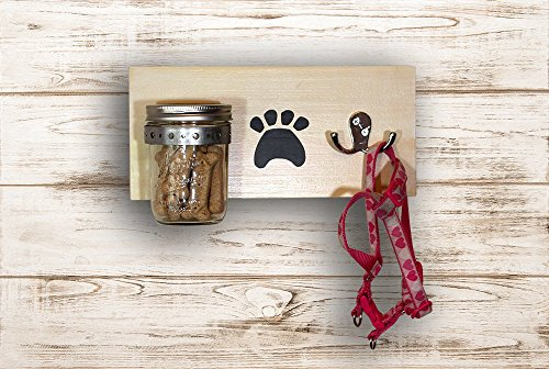 Dog Leash Holder Mason Treat