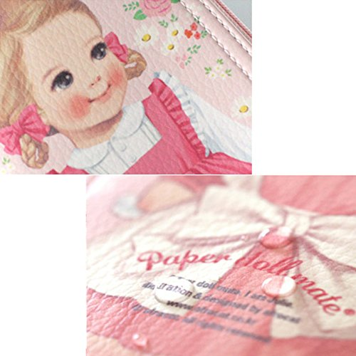 paperdollmate pencase ver007_blooming Alice by paper doll mate (Image #7)