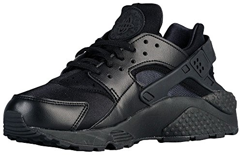 Nike Ladies Air Huarache Run Sneaker Nero
