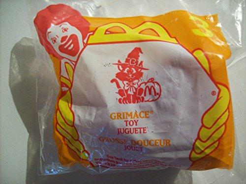 Mcdonalds Halloween Happy Meal Mcnugget: Grimace #3 for $<!--$12.68-->