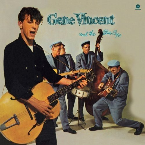 Vinilo : Gene Vincent - And The Blue Caps (United Kingdom - Import)