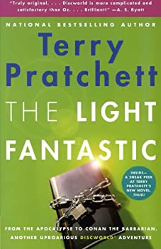 The Light Fantastic 0061020702 Book Cover