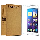 Heartly Protective 2.5D 0.3mm Pro 9H Hardness Toughened Tempered Glass Screen Protector For Vivo V3 max