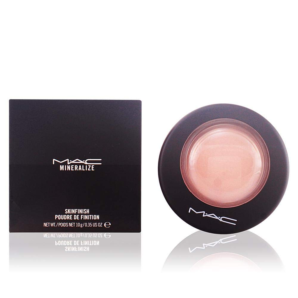 M·A·C Mineralize Skinfinish Warm Rose 10g Pastel (LIGHT) pink with pink reflects LIMITED EDITION Mac 0773602391400