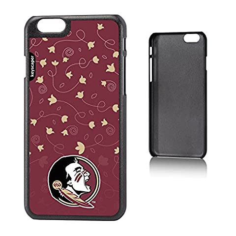 Florida State Seminoles iPhone 6 & iPhone 6s Slim Case officially licensed by Florida State University for the Apple iPhone 6 by keyscaper® Sleek Light Durable Precise - Seminoles Cell Phone Case