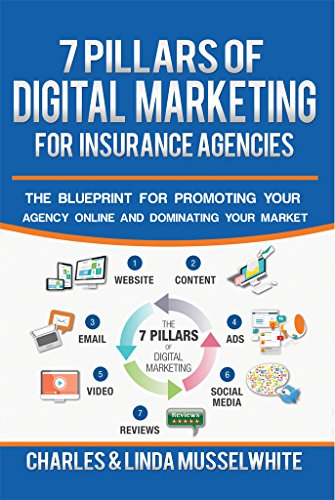 Amazon 7 pillars of digital marketing for insurance agencies 7 pillars of digital marketing for insurance agencies the blueprint for promoting your agency online malvernweather Images