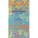 Wells Street by Lang Bohemian 2-Year Planner, August 2016-December 2017, 3.5-InchX6.375-Inch (17996110012)