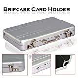 TULMAN High Quality Widely Use Briefcase Style Credit / Debit / Visiting Business Card Holder
