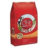 Purina ONE SmartBlend Chicken & Rice Formula Adult Premium Dog Food 16.5 lb. Bag For Sale