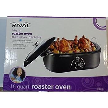rival 22 quart roaster oven manual