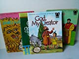 img - for The Babysitters Club Book Set (#7 -10) : Logan likes mary Anne - The Ghost at Dawn's House - boy Crazy stacy - claudia and mean janine (The Unofficial Box Set) book / textbook / text book