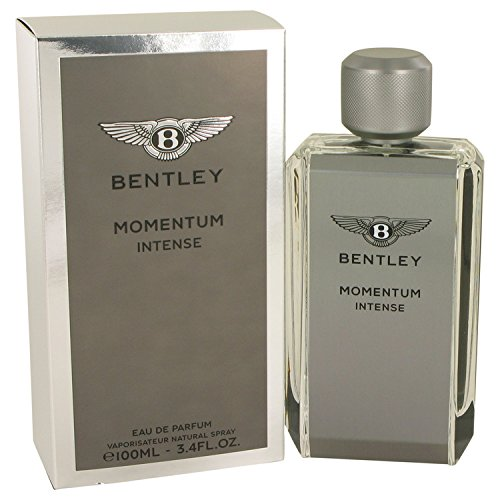 Bentley Momentum Intense by Bentley Eau De Parfum Spray 3.4 oz Men